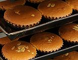 ケーキ工房 ラムールのショーケース